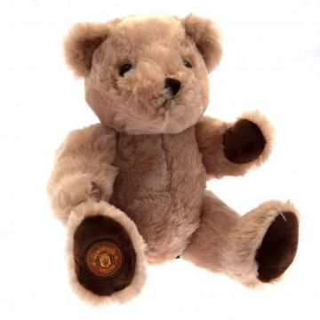 Manchester United George Teddy Bear